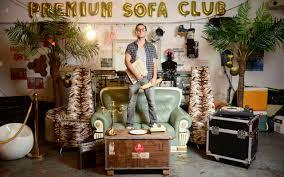 RA Premium Sofa Club Hong Kong Nightclub - The sofa club