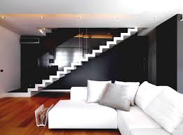 interior designer for home modern home interior design living room with stairs goodhomez