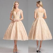 rochii de zi rochii de ocazie de zi vintage crem dantela rochii
