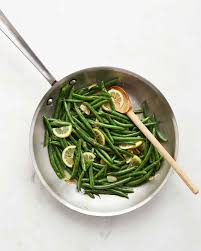 green bean thanksgiving recipes game changing green bean recipes martha stewart
