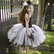 Halloween Costumes Girls 8 10 Aliexpress Buy Bride Frankenstein Tutu Dress Halloween