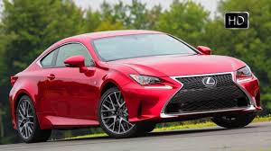 lexus coupe 2015 2015 lexus rc 350 f sport coupe test drive hd youtube