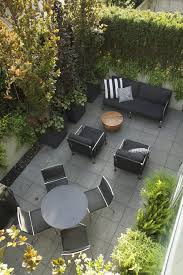 Outdoor Furniture Vancouver by Vancouver Contemporary Patio Furniture With Side Tables And End