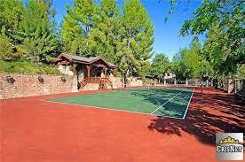 Backyard Pool And Basketball Court Here Is Drake U0027s Insane