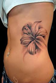flower tattoo on hip 70 awesome side belly tattoos