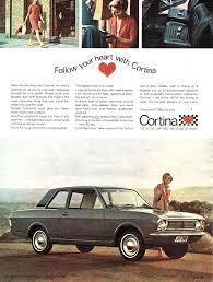 car ads 1967 australian auto advertising
