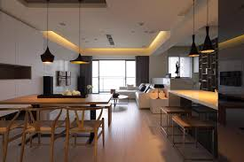 Interior Design Kitchen Living Room by Portrait Of Kitchen Living Room Combo Gallery And Flooring For