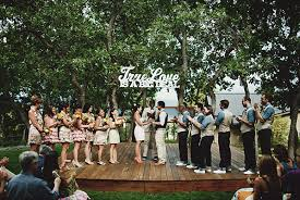 wedding ceremony ideas ranch wedding ceremony ideas once wed