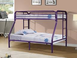 Bunk Beds For Sale At Low Prices Lowest Price Donco T F Metal Bunk Bed Purple 4502 3pu