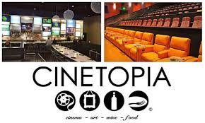 cinetopia get 2 movie tickets a drink for just 13 30 with our