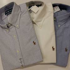 polo ralph lauren 32 33 sleeve slim fit dress shirts for men ebay