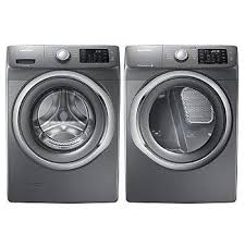 washer and dryers black friday amazon com samsung appliance white front load laundry pair with