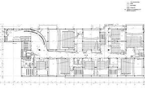 Multiplex Floor Plans Wanda International Cinema Nanjing Openbuildings
