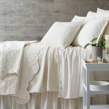 Skirted Coverlet Rousseau Quilt Pine Cone Hill