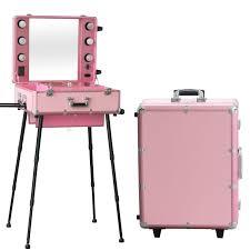 professional makeup lighting brilliant design stylish appearance high quality aluminum finished