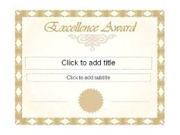 editable excellence award certificate template sample helloalive