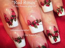 red nail designs pinterest