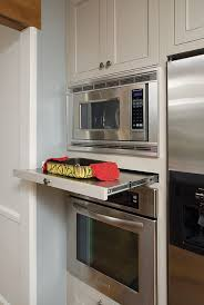 Kitchen Cabinets With Microwave Shelf Best 20 Microwave Oven Ideas On Pinterest Microwave Drawer