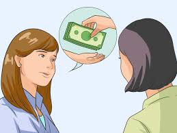 how to request for 3000 how to borrow money from a friend 14 steps with pictures