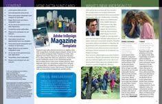 magazine layout templates free exclusive adobe indesign magazine