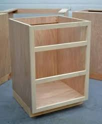 do it yourself kitchen cabinets how to build a base cabinet might be more cost effective to