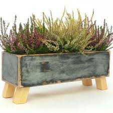 shop wooden planter boxes on wanelo