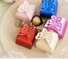 Purple Butterfly Decorations Aliexpress Com Buy 50pcs Elegant Pearl Paper Wedding Party Favor
