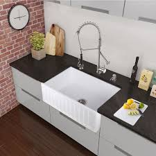 vigo vg02007st stainless steel pull down spray kitchen faucet ebay