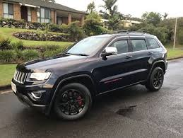 gold jeep grand cherokee 2014 jeep grand cherokee my14 with rims tint suspension rwc rego