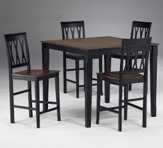 two tone dining table set craftman dinette room with 5 pieces walmart two tone dining table