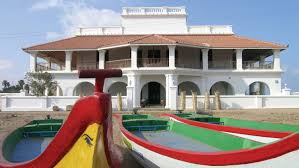 the bungalow on the beach tranquebar hotels nagapattinam hotels