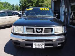 1999 Nissan Frontier Interior 1999 Nissan Frontier 2dr Xe V6 4wd Extended Cab Sb In Taunton Ma