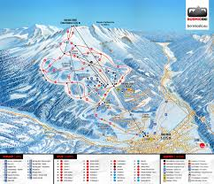 ski map of bormio ski italy discover ski runs and lifts