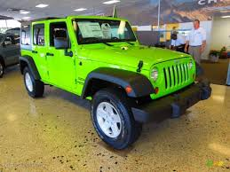 lime green jeep wrangler 2012 for sale neon green jeep wrangler unlimited gecko green jeep wrangler