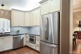 outdated kitchen gets a modern makeover medford remodeling