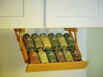 Cream Spice Rack Ultimate Kitchen Storage U2013 Under The Cabinet Spice Racks Knife