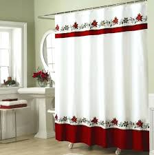 holiday shower curtains u2013 teawing co