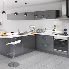 cuisine moderne pas cher meuble cuisine gris pas cher buffet de cuisine moderne pas cher