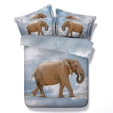 Elephant Print Comforter Set Popular Animal Print Comforter Sets Buy Cheap Animal Print