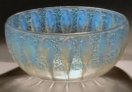 Lalique Vase With Birds Lalique Bowl Perruches 287 Rlalique Com