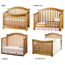 Convertible 4 In 1 Cribs To Accommodate Your Growing Child The Sorelle Vista Elite