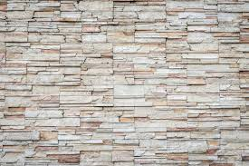 close up pattern of travertine natural stone wall texture and