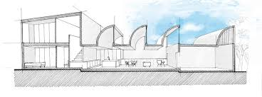 House Architecture Drawing Gallery Of Moving House Architects Eat 13