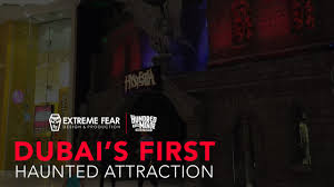 hundred acres manor designs u0026 builds first haunted house in
