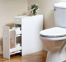 Slimline Vanity Units Bathroom Furniture by Bathroom Storage Cupboard Cabinet Unit Chest Of Two Drawers Toilet