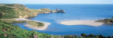 Where Is Wales On The Map Areas Of Outstanding Natural Beauty Visit Wales