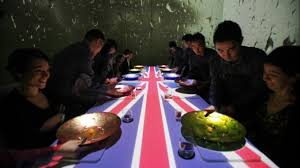 Blind Dining Singapore Shanghai Dining In The Dark South China Morning Post