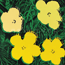 flowers 72 andy warhol