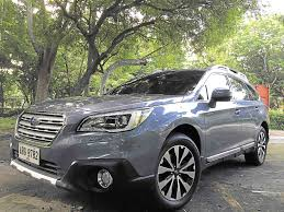 Defining The 2017 Subaru Outback Motioncars Motioncars