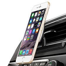 porta iphone per auto mpow porta cellulare magnetico universale da auto per cd slot con
